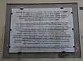 Livorno Via Santa Barbara Chiesa della Misericordia plaque 01.JPG