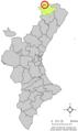 Localització de Palanques respecte del País Valencià.png