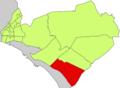 Localització del Pil·larí respecte del Districte de Llevant.png