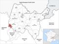 Locator map of Kanton Trévoux 2019.png