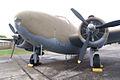 Lockheed C-60A Lodestar LNose AirPark NMUSAF 26Sep09 (14413108788).jpg