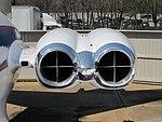 Lockheed Jetstar Hound Dog II Graceland Memphis TN 2013-04-01 006.jpg