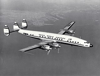 Lockheed L-1649 Starliner Last model of Constellation airliner