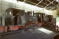 Locomotives Antracitas de Gaiztarro Toreno avril 1983-a.jpg
