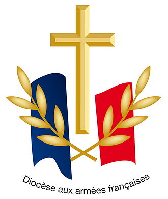 Diocese of the French Armed Forces - Image: Logo diocese aux armees francaises