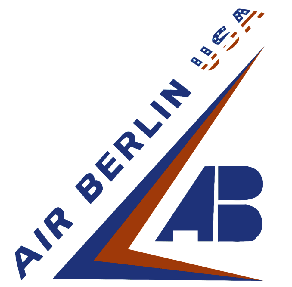 Logo Air Berlin USA 1978