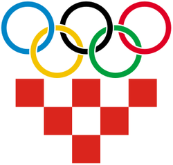 Logo of the Croatian Olympic Committee.png