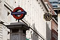 Lombard Street entrance to Bank tube station, London-5995707472.jpg