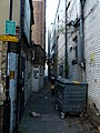 London, Woolwich, alley Mortgramit Sq-Woolwich High St 01.jpg