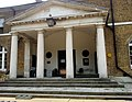 London-Woolwich, Royal Arsenal, Main Guard House 02.jpg