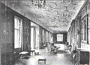 Beaudesert (house) - The Long Gallery