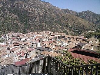 Longobucco - Image: Longobucco Panorama