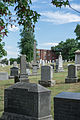 Looking SW across section O - Glenwood Cemetery - 2014-09-14.jpg