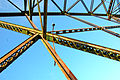 Looking up on the Chain of Rocks Bridge.jpg
