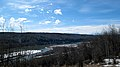 Looking west down the Peace River at Clayhurst.jpg