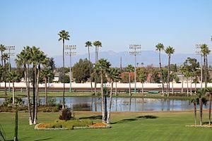 Los Alamitos Race Course - Track infield, 2016
