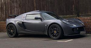 Lotus Exige - Lotus Exige Series 2