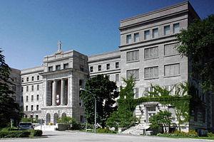 Institut universitaire en santé mentale de Montréal - Image: Louis H Lafontaine