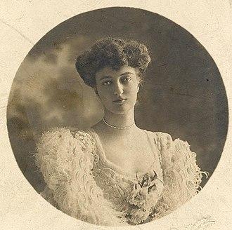 Princess Louise of Orléans - Image: Louise, Princess of Bourbon Two Sicilies