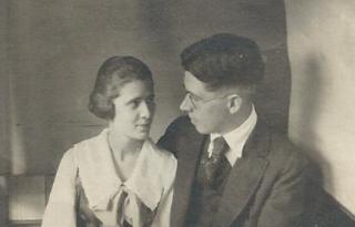 Lowell Fitz Randolph botanist (1894-1980)