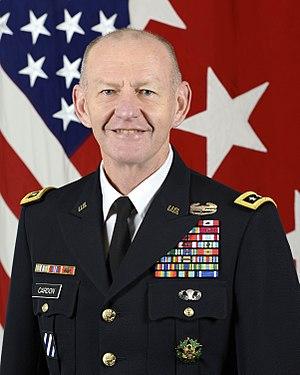 Edward C. Cardon - Image: Lt. Gen. Edward C. Cardon