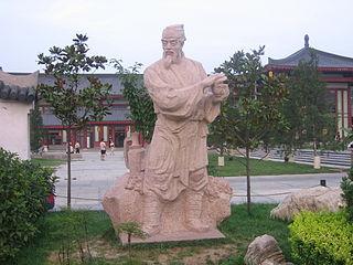 Lu Yu Chinese tea master