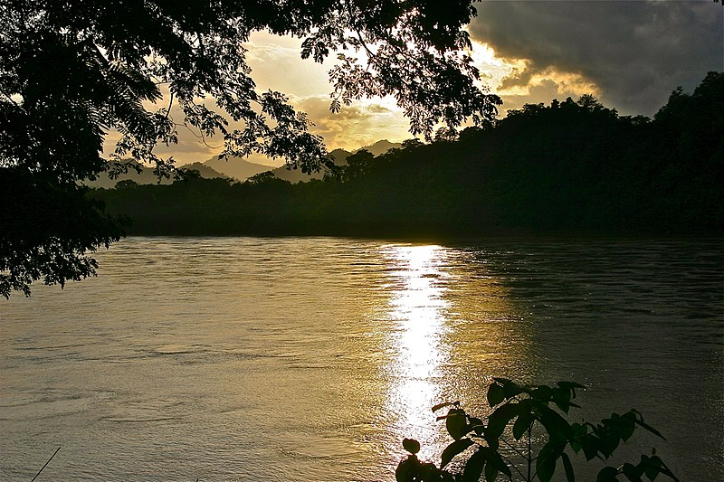 File:Luang Prabang - Mekong Sundown - panoramio.jpg