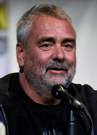 Luc Besson - Besson at San Diego Comic-Con International in July 2016