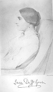 Lucie, Lady Duff-Gordon