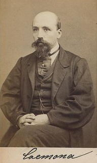 Luigi Cremona Italian mathematician