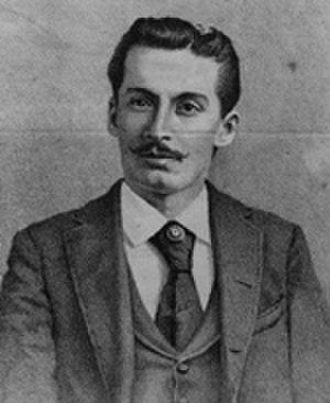 Luis T. Romero - Portrait of Luis T. Romero (Taken in 1889)