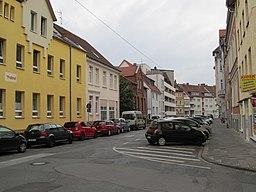 Luisenstraße in Hildesheim