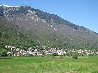 Lumino - Lumino village