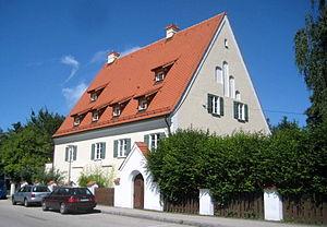Münchsmünster - Image: Münchsmünster, Forsthaus