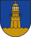 Coat of arms of Mērsrags Municipality