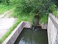 Měcholupský potok, před ulicí Plukovníka Mráze.jpg