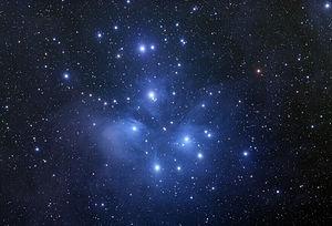 Karthikai Deepam - Pleiades