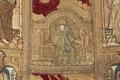 MCC-21689 Rode dalmatiek met annunciatie, visitatie en aanbidding der herders, Cyriacus, Petrus e.a. (10).tif