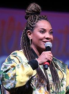 MC Lyte Hip hop artist, actor, author, activist