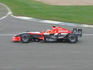 Midland M16 - Image: MF1 Silverstone 2006