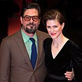 MJK 08415 Roman Coppola and Jennifer Furches (Berlinale 2018).jpg