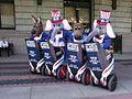 MSNBC DNC party mascots (2798421338).jpg