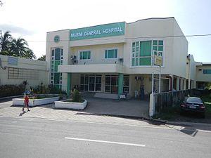 Mabini, Batangas - Mabini General Hospital