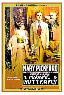 <i>Madame Butterfly</i> (1915 film) 1915 film by Sidney Olcott