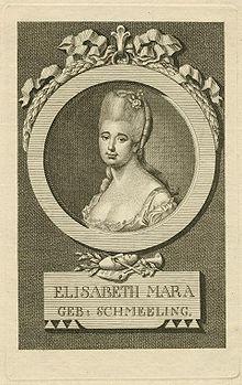 Gertrud Elisabeth Mara (Quelle: Wikimedia)