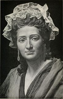 Marie Tussaud French artist