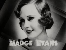 Evans in Broadway to Hollywood (1933)