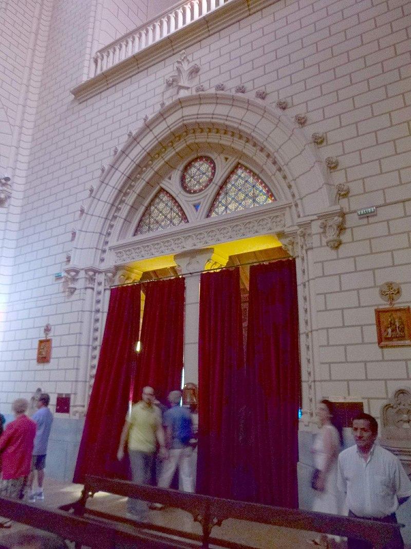 Madrid - Iglesia de Santa Cruz 24.JPG