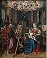 Maerten de Vos – St Luke Painting the Virgin Mary.jpg