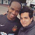 Magno Cruz lors de l'entraînement avec l'EST.jpg